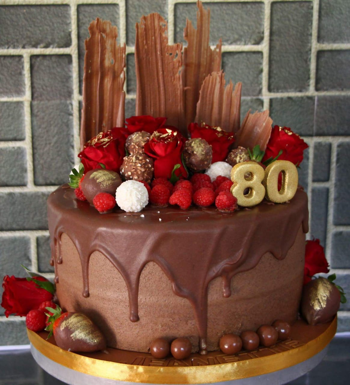 Gourmet cakes can be light or heavy, you tell us your favourite cake style