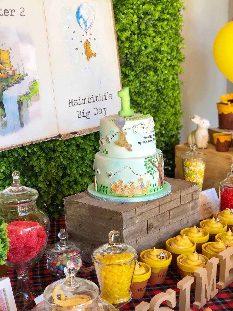 Birthday cakes and celebration cakes