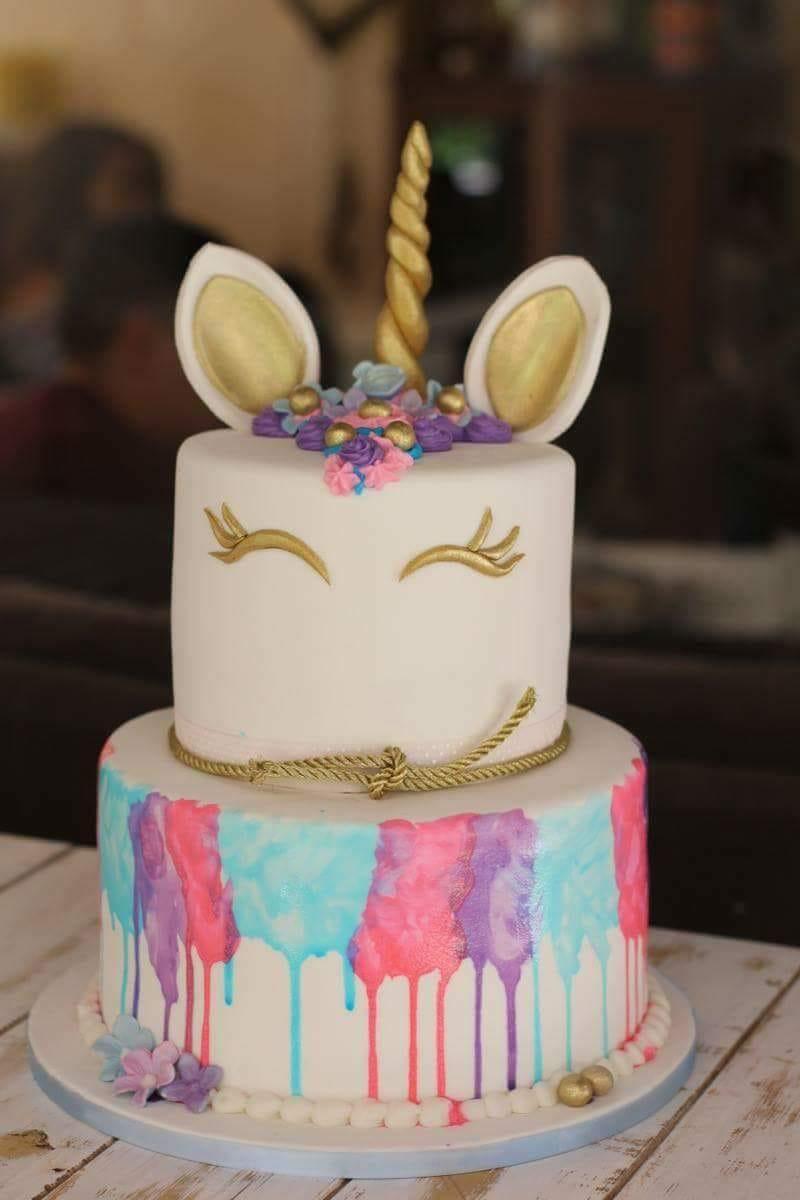 cakes with an animal theme